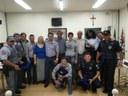 Câmara Municipal de Bertioga homenageia destaques da Segurança Pública