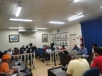 Câmara realiza duas audiências públicas para discutir LDO e PPA