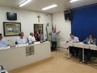 Resumo dos trabalhos apresentados na sessão de terça, dia 05 de março