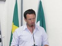 Vereador Pacífico pede informações sobre quadra poliesportiva na Emeif José de Oliveira