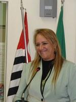 Vereadora apresenta trabalhos voltados à área de Educação