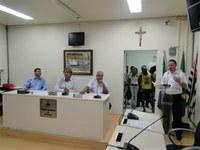 Vereadores aprovam recurso para conclusão da creche do Jd. Vista Alegre